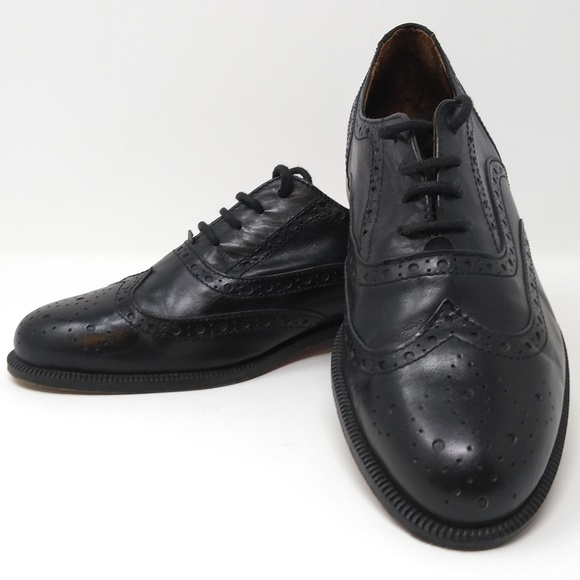 Russell Bromley Leather Oxford Laceup